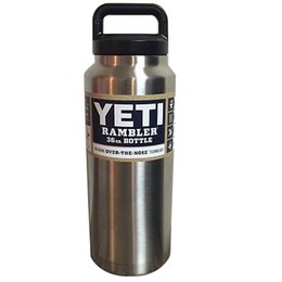 Wholesale 2016 New Yeti Rambler Stainless Steel Bottle oz Coolers oz Thermos Authentic