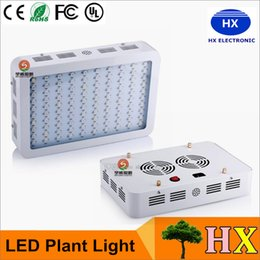 Wholesale New arrive W W W LED Grow Light Kit Free Power cord W Hydroponic Grow Lamp Panel DHL USA UK Canada Germany