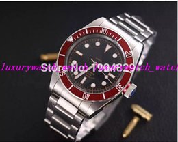Wholesale High Quality luxury Men s Watches Black Dial Stainless Steel Watch Men Watch With Calendar Original Table Buckle Fashion Watch