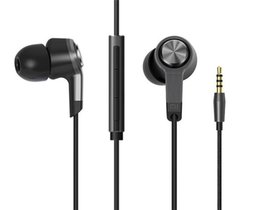 Xiao Mi Poston V Stereo In-ear Headset Noise Canceling Earphone With Remote Mic function Headphone