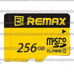 Wholesale 16GB GB GB GB GB Remax micro sd card smartphone SDHC SDXC Storage card Tablet PC TF card camera memory card