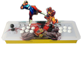 Mingda Street Fighter Yellow chassis,645 programs,HDMI out,home arcade upgrade edition, the latest global exclusive sale equipment.