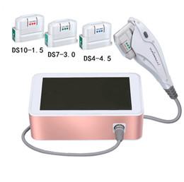 Spa Salon professional Ultrasound hifu face lift machine high intensity focused ultrasound hifu beauty equipment