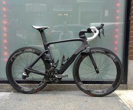 Wholesale Buy Newest White Vias Peter Sagan Road Carbon Complete Full bike di2 bicycle groupset handlebar wheelset