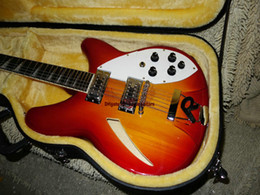 NEW china guitar Deluxe Model 360 12 electric guitar Semi Hollow new arrival Top quality OEM A99999