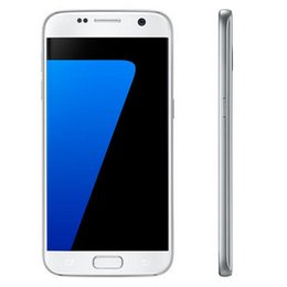 Wholesale 1 S7 SM G930 cellphone MTK6580 Quad core GB show GB GB show fake G LTE Android smart phone