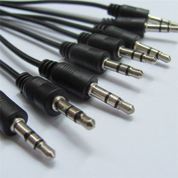 Male to Male Line of the Record 3.5 Audio Cable Car AUX Audio Cable Car Cable 1m 50cm 2m