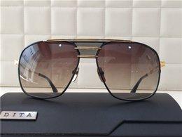 Wholesale 2016 Dita Armada sunglasses DRX top quality metal frame unisex model man women dita eyewear colors
