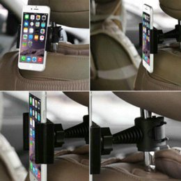 Universal Car Back Seat Headrest Mount Holder Stand 360 Degree Rotating Durable For Tablet PC For ipad For Samsung