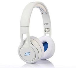 Wholesale NEW Cancel headphones Cent Noise Gaming Bike Frame Headset DJ Apple Iphone earphone Headphone cent SMS Audio STREET Over Ear Headphone