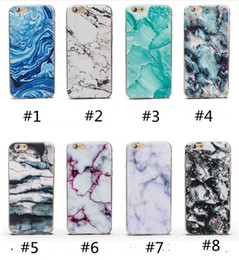 For iphone 7 case Retro Marble Patten cases granite Stripe Rock stone design image Painted cases TPU cover for iphone 5c 5 5s SE 6 6S 7 PLUS
