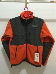 Wholesale New Winter Men s Fleece SoftShell Jackets Coats Outdoor Windproof Warm Ski Down Coats High Quality Hoodies Clothing Black Size S XXXL