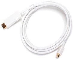 Wholesale 3M FT Thunderbolt Mini DisplayPort Display Port DP Male to HDMI Female P Adapter Cable For Apple Mac Macbook Pro Air