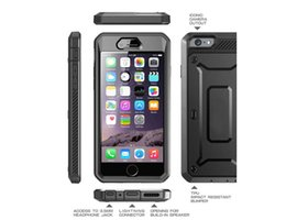 Wholesale SUPCASE Unicorn Beetle Pro Series Heavy Duty Rugged Armor Phone Shockproof Back Cover Housing Case for iphone s plus S6 pes