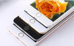 Promotion logos sim Logo Goophone i6s Plus i6S 1: 1 MTK6572 Téléphone portable 6S 1.3GHz Android 5.1 O.S 4.7 ou 5.5 pouces HD Smartphone