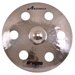 Arborea Dragon series 100% traditional handmade 17inch crash drum cymbal for sale from china