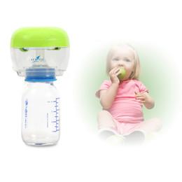 Wholesale SEAGo SG UV Pacifier Sterilizer Toothbrush Head Sterilizer Portable UV Pacifier Toothbrush Head Mini Sterilizer Green Orange