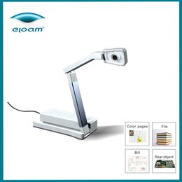 Built-in CVBS and VGA output interface document 3D scanner video camera visual presenter