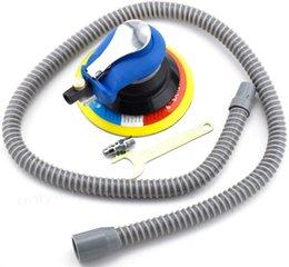 Wholesale Orbital Palm Sander mm quot Air Random Dual Action Vacuum Pneumatic Tools Hose