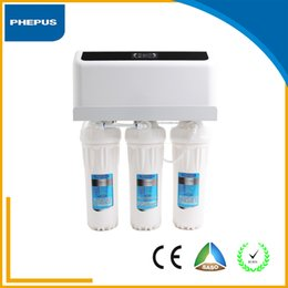 Wholesale Home kitchen apartment use reverse osmosis ro water filter with best ro membrane and booster pump water purifier