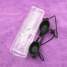 IPL glasses safety goggles Medical Light Patient Protective OPT   E light   Laser protection eyecup for Black doll Beauty