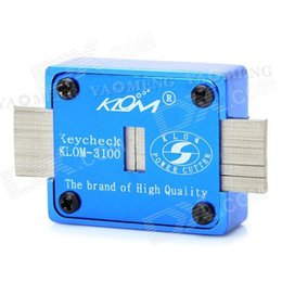 Wholesale Compact KLOM Key Check the brand of high quality key check KLOM locksmith lock pick