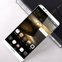Huawei Ascend Mate 7 4G LTE Smartphone Octa Core 2GB 16GB 6 inch 13MP Mobile Phone Dual Sim Android Cell Phone