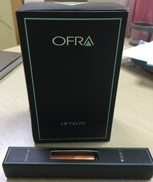 Wholesale 2016 OFRA Liquid Lipsticks long lasting lip gloss Manny MUA X Ofra makeup lipgloss Aries charmed hypno high quality