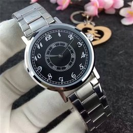 Wholesale 2016 Hot Roles Watches men SS strap gold cart watch one Business clock Wristwatches for men Best Gift