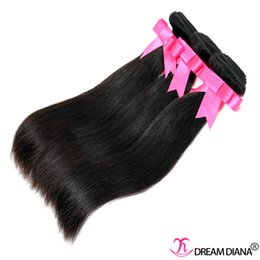 Wholesale Best Quality Peruvian Straight Hair Weave Bundles Remy Human Hair Straight Peruvian Brazilian Human Hair Extensions A