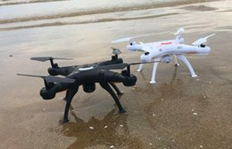 Promotion vidéo rc 100% Original SYMA X5SW fpv WIFI RC Drone fpv Quadcopter avec Caméra Headless 2.4G 6-Axis Temps réel RC Helicopter Quad Toys copter