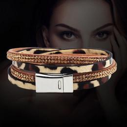 Wholesale Creative waist strap shape BRACELET Leopard style CZ Rhinestone Bangle Sexy allured novel wrist Bracelets charm amazing Bangles jewelry