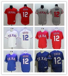 Wholesale Texas Rangers Rougned Odor Home Road Alternate Red White Navy Blue Gray Cheap Men MLB Baseball Jerseys Top Quality Outlets Store