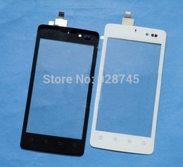 Wholesale 5pcs For Archos Platinum Good Quality Cell Phone Capacitive Touch Screen Digitizer Front Glass Replacement