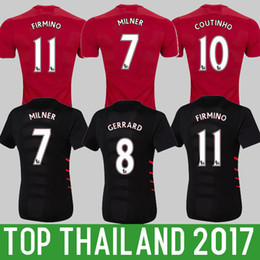 Wholesale Top quality Clothing New Liverpooles Best quality Liverpooles soccer shirts Soccer shirt Camisa maillot LVP