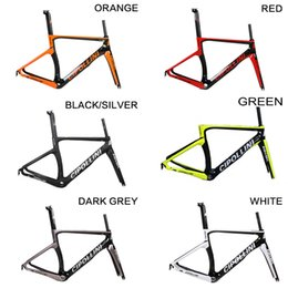 Wholesale 21 colors k k cipollini NK1K RB1000 full carbon road Bike frame set with BB30 BB68 converter