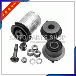 Wholesale auto parts Wholesales one SET Lower control arm Bushing Kit for W210 E300 E320 E420