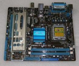 Wholesale 100 original Desktop Boards motherboard for ASUS P5G41T M LX DDR3 LGA