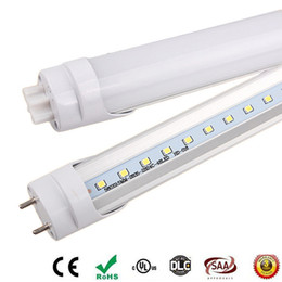 5ft T8 Led Tube Light High Super Bright 1500mm 25W Warm Cold White Led Fluorescent Bulbs AC85-265V free shipping