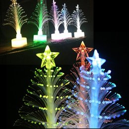 Wholesale 2016 News Home Decoration LED Lamp Light For Living Room Bedroom Colorful LED Night Lights Christmas Tree