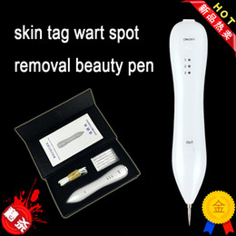 Latest High-tech skin tag wart spot removal beauty pen for skin care