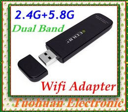 Wholesale hot selling High quality mbps Wifi g g Dual band M Wireless Wifi Adapter drop shipping