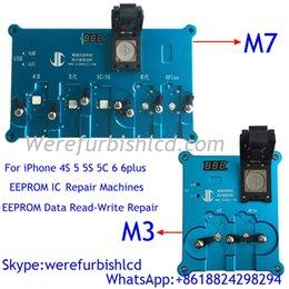 Wholesale Baseband IMEI EEPROM Memory IC Chip Read Write Copy Repair Motherboard Machine for iPhone s c s Plus repair instrument