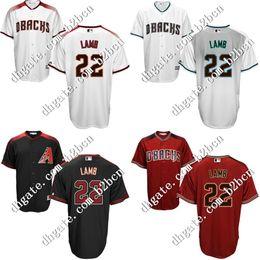 Wholesale 2016 Authentic Paul Goldschmidt Majestic Men Arizona Diamondbacks Jake Lamb baseball jerseys Cool Base Stitched size S XL