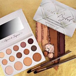 Wholesale BH cosmetics eyeshadow palette eye shadow makeup palette Kyshadow matte pressed powder Carli Bybel Highlighter Sealed sets colors