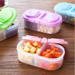 Wholesale storage box Sealed Crisper Refrigerator Plastic Food Container crisper clamshell crisper food storage box sealed boxes bins