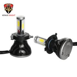 H4 LED Phare de voiture 40W 4000LM 6000K ampoule kit DC9V-36VwhiteHID Xenon KitsIn stock H1 H3 H7 H11 H13 HB39005 HB49006 à partir de blanc xénon conduit h7 fournisseurs