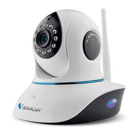 Vstarcam C38A 960P HD P2P 1.3 MegaPixel Wireless IP Camera with Pan Tilt SD Card Slot and IR Cut Two Way Audio