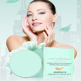 Wholesale The new air cushion whitening powder Concealer cream Yan Xiu anti pollution free delivery