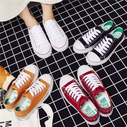 Women Shoes New 2016 Women Casual Shoes Flats Women's Canvas Shoes Lace-Up Solid Color Spring Fashion Shoes generation delivery